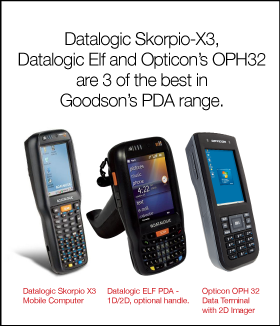 Best of PDA Range