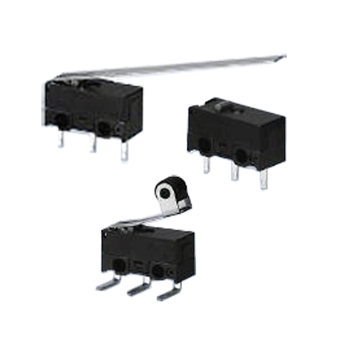 ZF Electronics DG-Series Snap Action Subminiature Switch Series