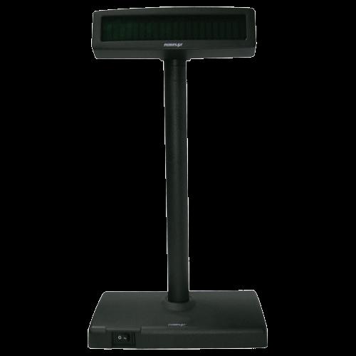 Posiflex pd-2600 series pole display.