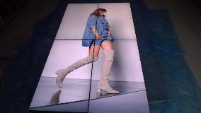 ▶H&M Video Wall -  00016